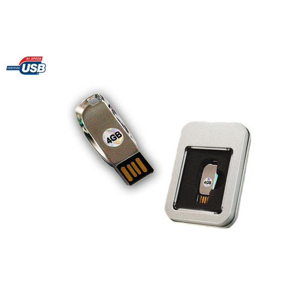 Metal Mini Usb Bellek MSU-60